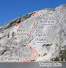 West Country, Tuolumne Route Photo
